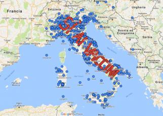 Mappa Si Ai Vaccini